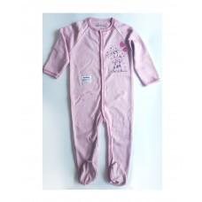 Topolino Baby Romper Love, Pink