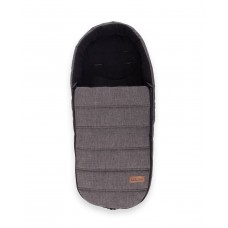 Kikka Boo Luxury footmuff Melange Black
