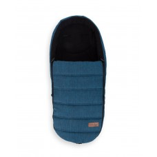 Kikka Boo Luxury footmuff Melange Navy