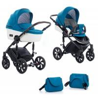 Zippy Бебешка количка 2 в 1 Tutis Viva Life Blue Sapphire
