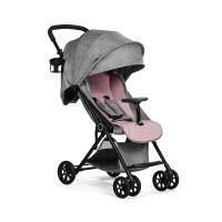 KinderKraft Лятна бебешка количка Lite Розова