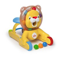 Bright Stars 3-in-1 Step 'n Ride Lion