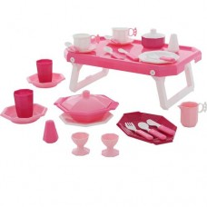 Polesie Toys  Retro Tableware Set, 29 pieces