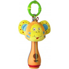 Babymoov Musical Monkey Rattle
