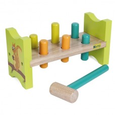 Andreu Toys Bench Hit Squirrel