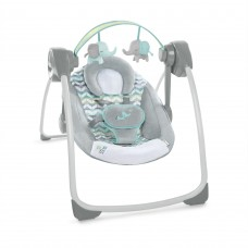 Ingenuity Baby Swing Comfort 2 Go Jungle Journey