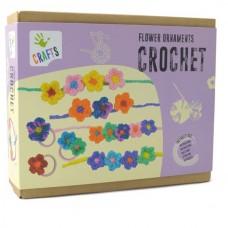 Andreu Toys Flower Ornaments Crochet