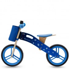 KinderKraft Scooter Runner Galaxy Blue