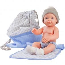 Paola Reina Кукла Бебе Момче с аксесоари