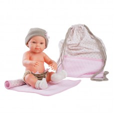 Paola Reina Rosa Baby Doll with accessories