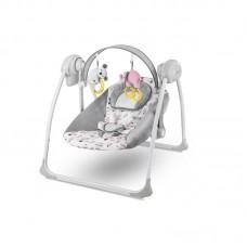 KinderKraft Flo Baby Swing Pink