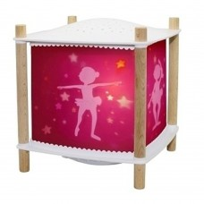 Trousselier Magic Lantern Lamp Ballerina