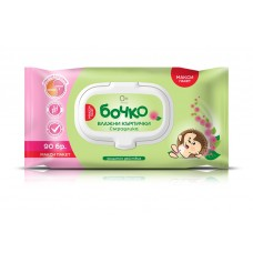 Bochko Wet wipes 90 pc.