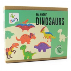 Andreu Toys Magnetic dinosaurs with EVA foam