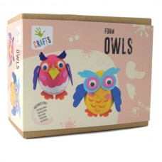 Andreu Toys Foam Owls