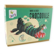 Andreu Toys  Make a Sock Crocodile