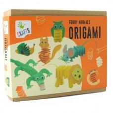 Andreu Toys Funny Animals Origami