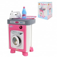 Polesie Toys Carmen Little Washing Machine