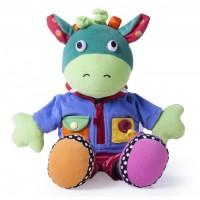 Miniland Плюшена играчка Moogy