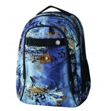 School Backpack 2 in 1 Axel