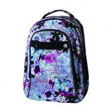 School Backpack 2 in 1 Candy