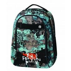 School Backpack 2 in 1 Crush
