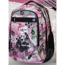 School Backpack 2 in 1 Fashion