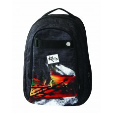School Backpack 2 in 1 Nitro