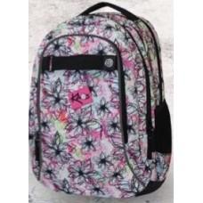 School Backpack 2 in 1 Scarlet