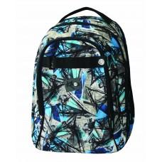 School Backpack 2 in 1 Sky