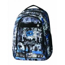School Backpack 2 in 1 Speed