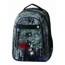 School Backpack 2 in 1 Vegas