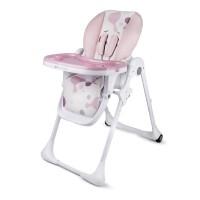 KinderKraft High chair Yummy Pink