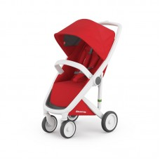 Детска количка Greentom Classic, Red