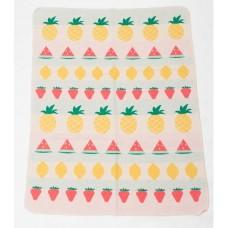 David Fussenegger Бебешко одеяло Juwel 70x90 Плодове