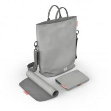 Greentom Чанта за бебешка количка, Сива