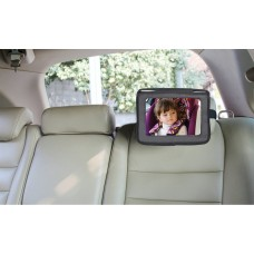 BabyDan Head Rest Mounted Mirror and Tablet Holder
