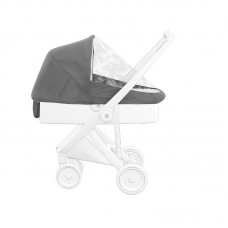 Greentom Reversible/Carrycot raincover