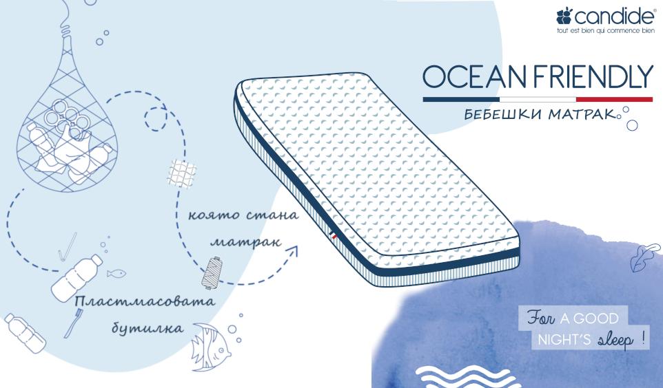 Candide Ocean friendly Mattress