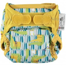 Close Parent Single Printed Nappy