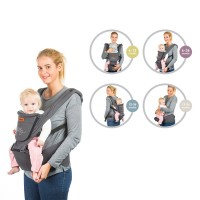 Chipolino Baby carrier Lilly graphite