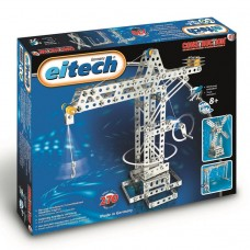 eitech Basic set Construction Crane - Windmill 270 pcs.