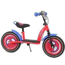 E&L cycles Spiderman balance bike 12 inch
