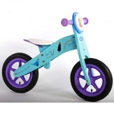E&L cycles Disney Frozen wooden balance bike 12 inch
