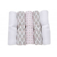Motherhood Muslin Wraps