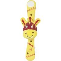 Babymoov Wrist rattle Zebra