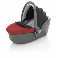 Britax Столче за кола BABY-SAFE Sleeper (0-9кг) Chili Pepper