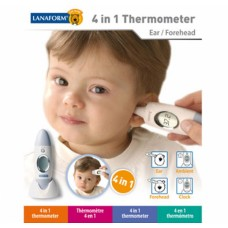"Lanaform Thermometer ""4 in 1"""