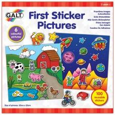 Galt First Sticker Pictures