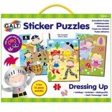Galt Sticker puzzle Dressing Up